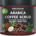 Arabica Organic Coffee Body Scrub-Great for Cellulite and Firming Skin