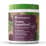 Amazing Organic Grass Green Superfood-For Green Drinks