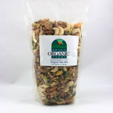 Organic Nut Mix-Great for Healthy Snack