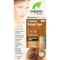 Organic Doctor Snail Gel Serum-Builds Collagen