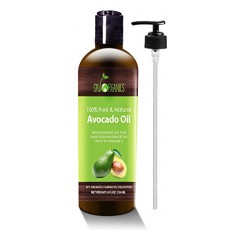 Sky Organics Avocado Oil-Great for Smoothing Hair