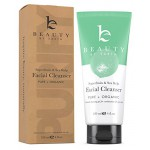 Beauty By Earth Organic Facial Cleanser-Normal/Combination/Oily Skin