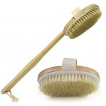 Dry Skin Brush-For Circulation and Cellulite Control