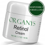 Organys Retinol Cream with Hyaluronic Acid & Aloe Vera.