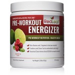 PreWorkout Energizer with Green Tea and Raspberry Ketones